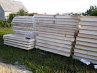 Сендвич панель стеновая. SIP панель для дома (160 мм и более)