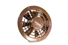 Вентилятор 1-2 швидкісний коричневий