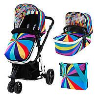 Cosatto - Детская коляска Giggle2, цвет Go Brightly
