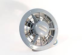 Вентилятор 1-2  швидкісний сірий