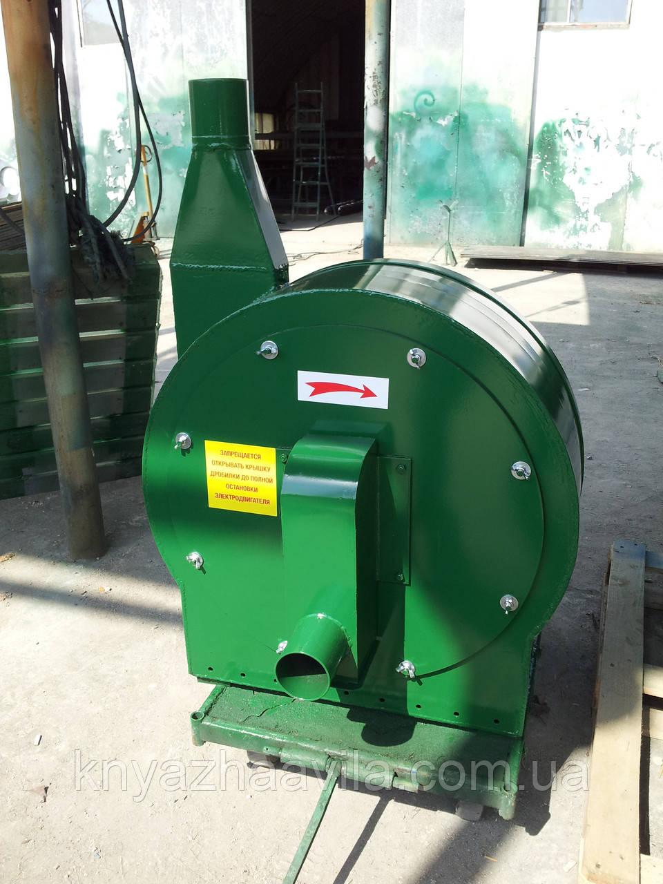 Дробарка молоткова нагнітальна ДМ-002н-ПП, 18,5 кВт