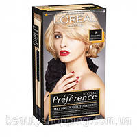 Краска для волос L'oreal Preference 9 Голливуд светло-русый