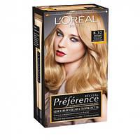 Краска для волос L'oreal Preference Берлин 8.32 Светло-русый золотисто-перламутровый
