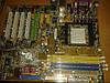 Материнская плата Foxconn NF4UK8AA, s939, фото 2