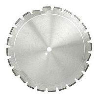 Диск відрізний по асфальту з алмазним напиленням (d=450mm)