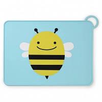 Силиконовая подставка под посуду - Пчёлка, Skip Hop, фото 1