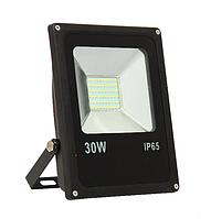 Светодиодный LED прожектор ES 30 Вт 6400К 1650 Lm