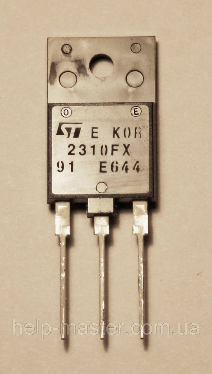Транзистор MD2310FX (TO-3PF)