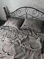 Комплекты постельного белья БЯЗЬ+ полиэстер. полуторный, 2-спальный, евро, семейный, в расцветках