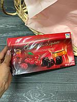 Цукерки вишня в шоколаді Cherries in Liqueur Maitre Truffout