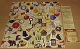 Старорусский пасьянс (36 карточек, 6 х 6 см ), фото 2