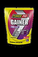 Гейнер банановый Power Pro Gainer 1kg
