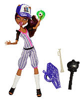 Monster High Ghoul Sports Clawdeen Wolf Doll Монстр Хай Клодин Вульф