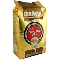 Натуральный зерновой кофе Lavazza Qualita Oro 1кг