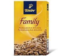 Кофе натуральный Tchibo Family молотый  250 г