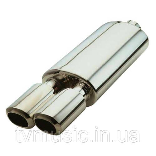 Прямоточный глушитель Vitol НГ-0698