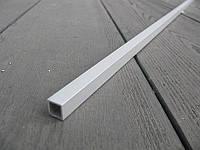 Труба квадратная анодированная 10*10*1 мм