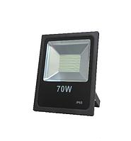 Светодиодный LED прожектор EV 70 Вт 6400К 5600 Lm
