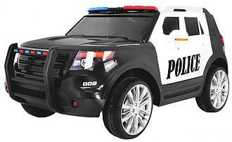 Детский электромобиль полиция  9935