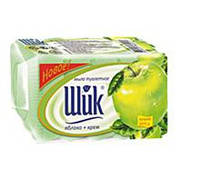 Яблочное мыло Шик 5 штук по 70г
