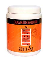 Крем-маска для волос с экстрактом моркови Serical Carota 1л
