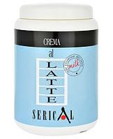 Бальзам для волос Serical Latte с молочным кремом