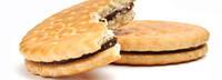 Шоколадное сендвич печенье 500г Германия