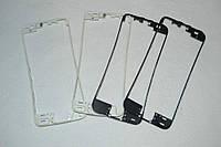 Рамка крепления дисплея Apple iPhone 5, 5S white