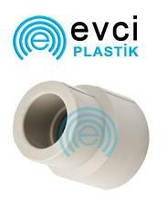 Редукция (муфта редукционная) ППР 25 х 20 для полипропиленовых труб Evci Plastik