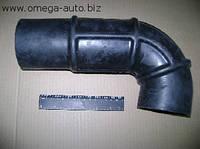 Патрубок воздушного фильтра угловой  ГАЗ 3309