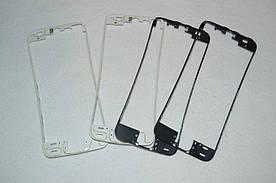 Рамка крепления дисплея Apple iPhone 5, 5S black