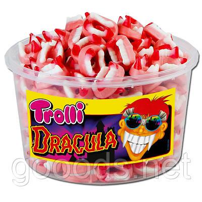 Жевательный мармелад Trolli Dracula (Дракула) 1050 г