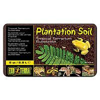 """Наполнитель для террариума Exo Terra """"Plantation Soil» 8,8 л (кокосовый субстрат)"""