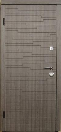 Вхідні двері модель П3 699 дуб кедбери, фото 2