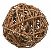 Мяч плетеный натуральный d13 см