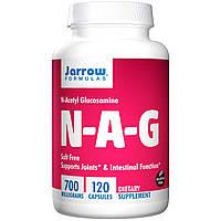 Ацетилглюкозамин N-A-G, Jarrow Formulas, 120 капсул