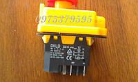 Пусковая кнопка DKLD DZ-6 к бетономешалке Agrimotor,