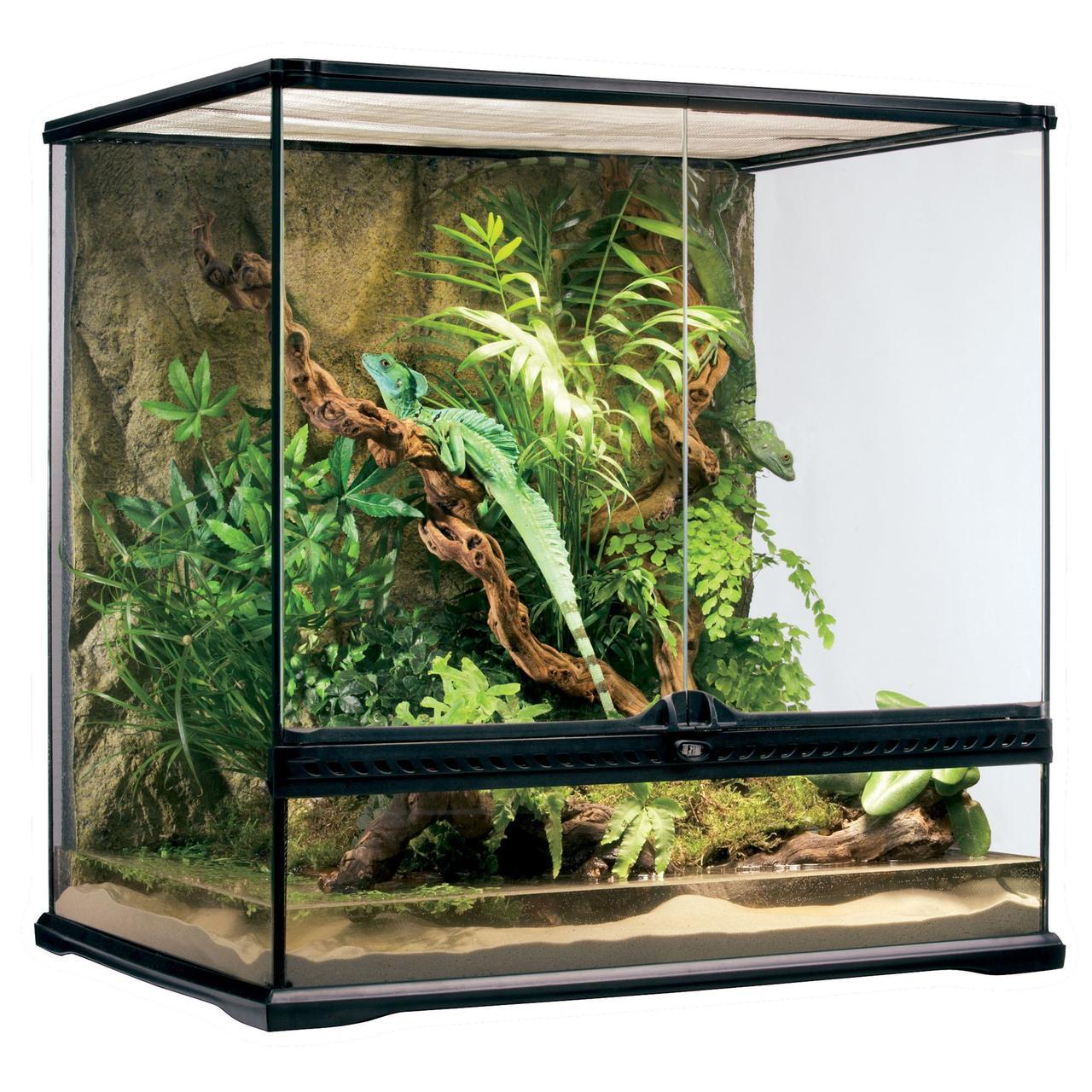 Тераріум Exo Terra скляний «Natural Terrarium» 60 x 45 x 60 см
