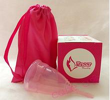 Менструальна чаша ANEER. Оригінал. В наявності.
