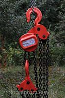 Таль ручная цепная шестерная (ТРШС) - 10 тонн класса А