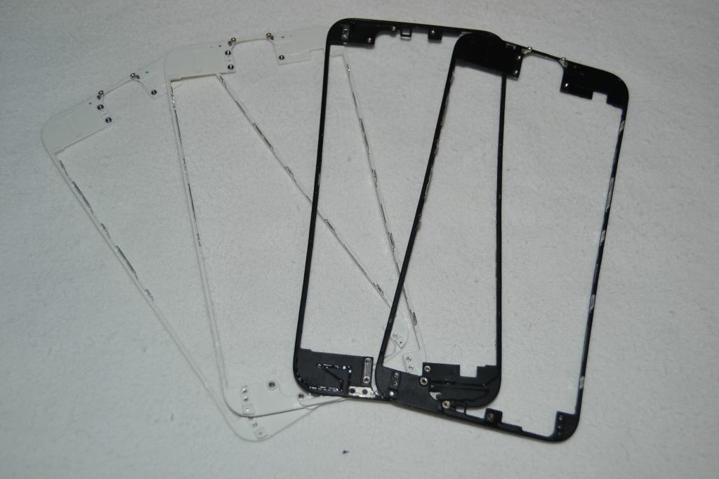 Рамка крепления дисплея Apple iPhone 6 4,7 black