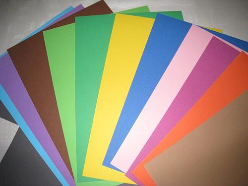 Цветная бумага для принтера а4