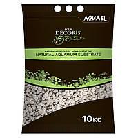 Грунт для акваріума Aquael, гравій доломітовий 10 кг (2-4 мм)