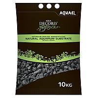 Грунт для акваріума Aquael, базальтовий гравій 10 кг (2-4 мм)