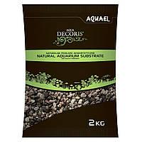 Грунт для акваріума Aquael 2 кг (3-5 мм)