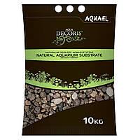 Грунт для акваріума Aquael 10 кг (5-10 мм)