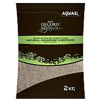 Пісок для акваріума Aquael 2 кг (0,4-1,2 мм)