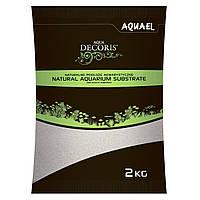 Пісок для акваріума Aquael 2 кг (0,1-0,3 мм)