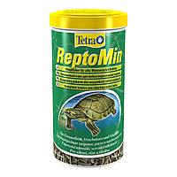 Корм Tetra ReptoMin 1 л гранулы для черепах