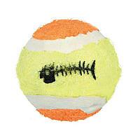 Іграшка для котів Trixie М'яч з брязкальцем d 4 см, набір 6 шт. (М'ячі в асортименті)